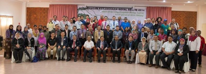 UTM Anjur Persidangan Kebangsaan Royal Belum 2014