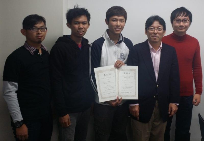 UTM Won Awards at the International Intelligent Home Robotics Challenge 2014 in Tokyo, Japan
