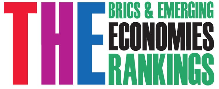 UTM is Top 100 in the Times Higher Education BRICS and Emerging Economies Rankings