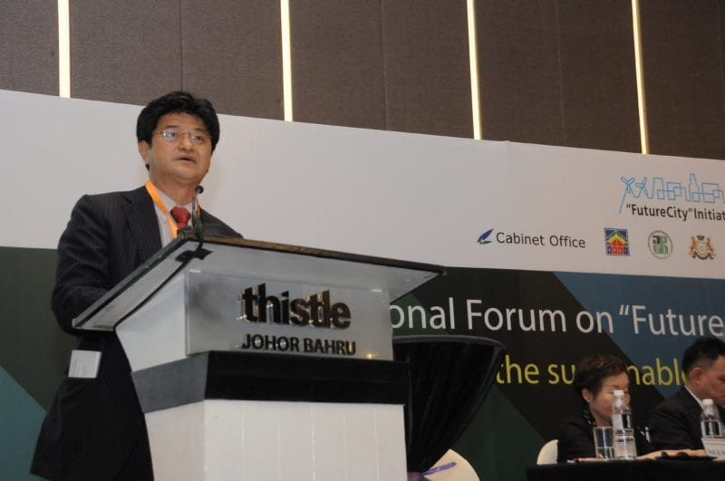 Iskandar Malaysia- UTM Hosted FCI Forum Brought 250 Local and International Subject Matter Experts Together