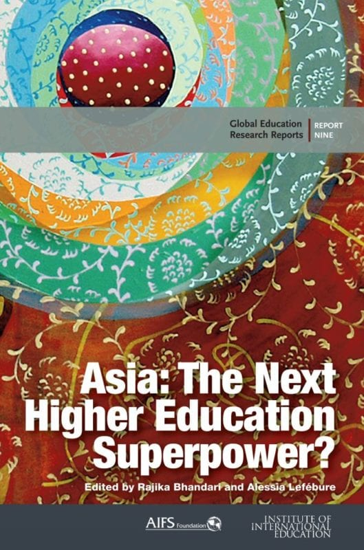 UTM Deputy Vice-Chancellor (Student Affairs) Contributes to New IIE Book which Explores Educational and Economic Development in Asia