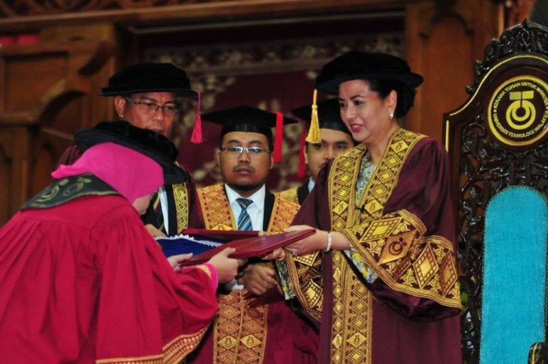 Highest Number of PhD Recipients at 54th Convocation Ceremony in UTM History