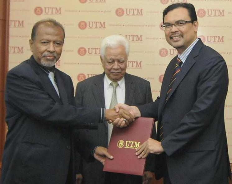 UTM and Malay Chamber of Commerce Malaysia Johor to Jointly Commercialize UTM R&D Products