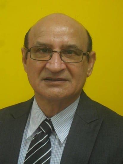 Prof. Jahangir Mirza