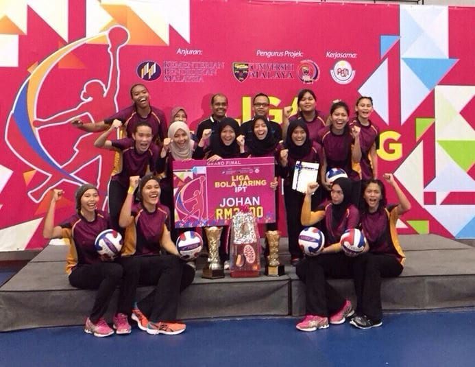 Congratulations to the UTM Netball Team
