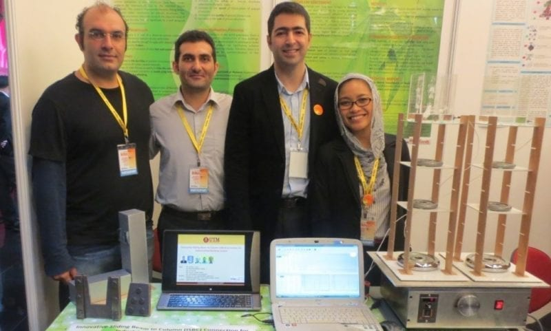 FKA staff won two medals in Invention, Innovation and Design Exhibition, IIDEX 2015