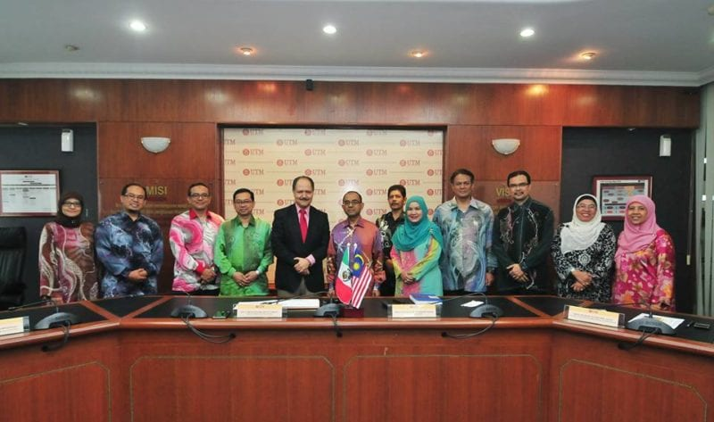 Mexican Ambassador to Malaysia Visits UTM
