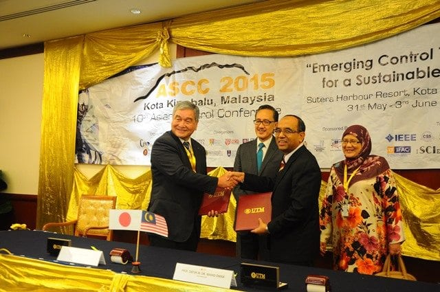 UTM Receives RM3 Million to Establish a New Research Lab at MJIIT