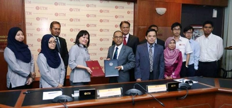 UTM-SEDA Sign MoU to Create an Alliance in Biomass and Bio Gas Technology