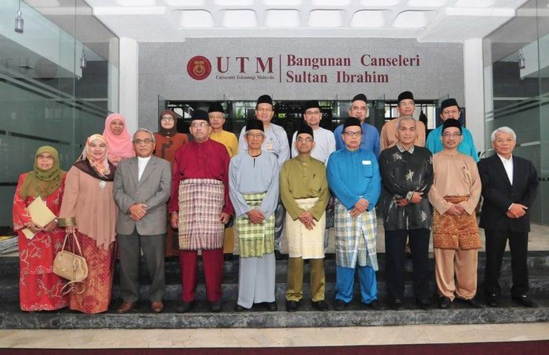 Engagement between UTM Top Management and UTM Emeritus Professors Fruitful