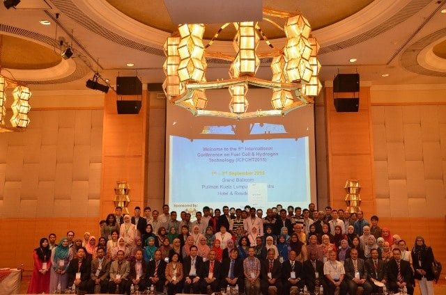 5th International Conference on Fuel Cell and Hydrogen Technology