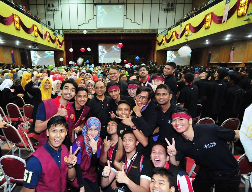 UTM Students Reminded to Maintain Decorum in Social Media