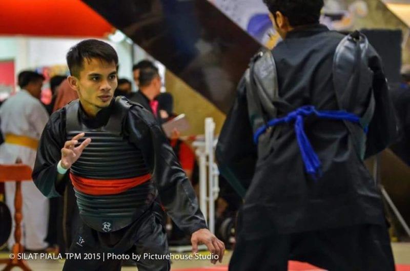 UTM Silat Participant Contributed towards Malaysia Winning the International Pencak Silat Championship 2015