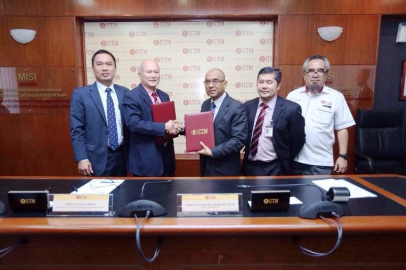 UTM-AAT Collaborate to Develop Air Traffic Control R&D