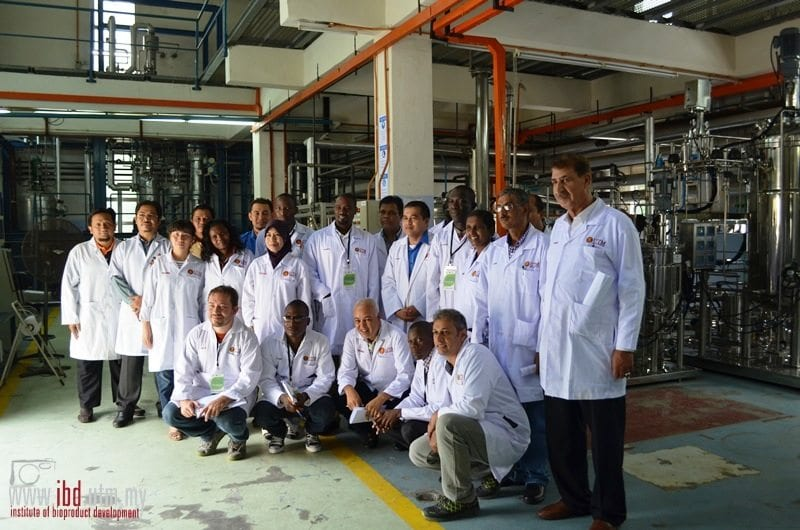 IBDUTM – OCPW Collaborated in Organising the Fourth Natural Products Chemistry Development Program