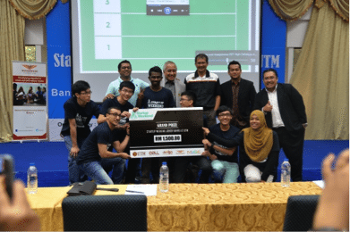 Startup Weekend JB @ UTM – An Excellent Platform to Nurture Budding Entrepreneurs