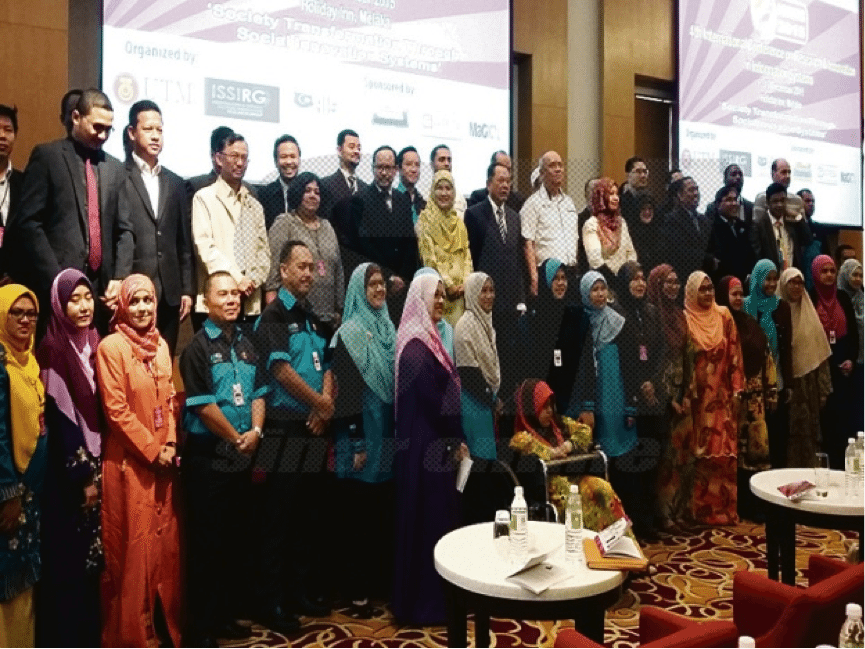 ICRIIS '15 Jointly Organised by UTM-ISSIRG-MyAIS a Resounding Success