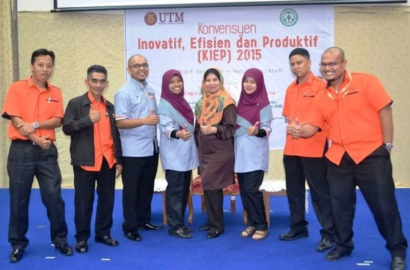 G2 Glorious and Voltanage Emerged as Champions in UTM KIEP 2015 Convention