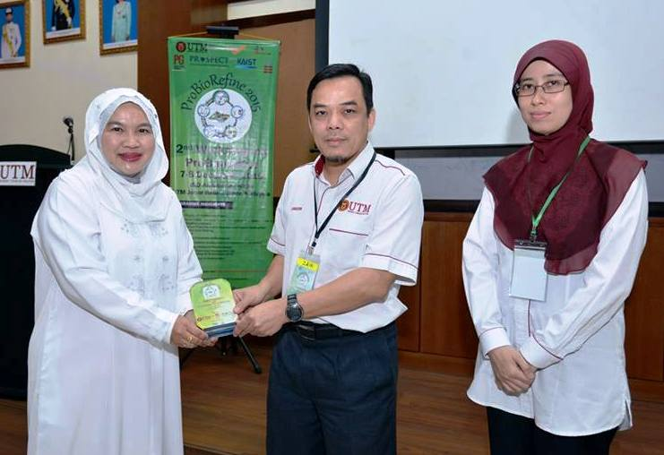 UTM ProBioRefine 2015 Workshop Successful in Bringing Together Industry & Academia