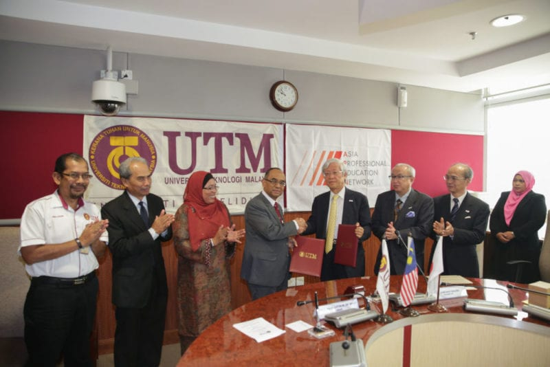 UTM-AIIT Collaboration Spearheading ASEAN Economic Integration