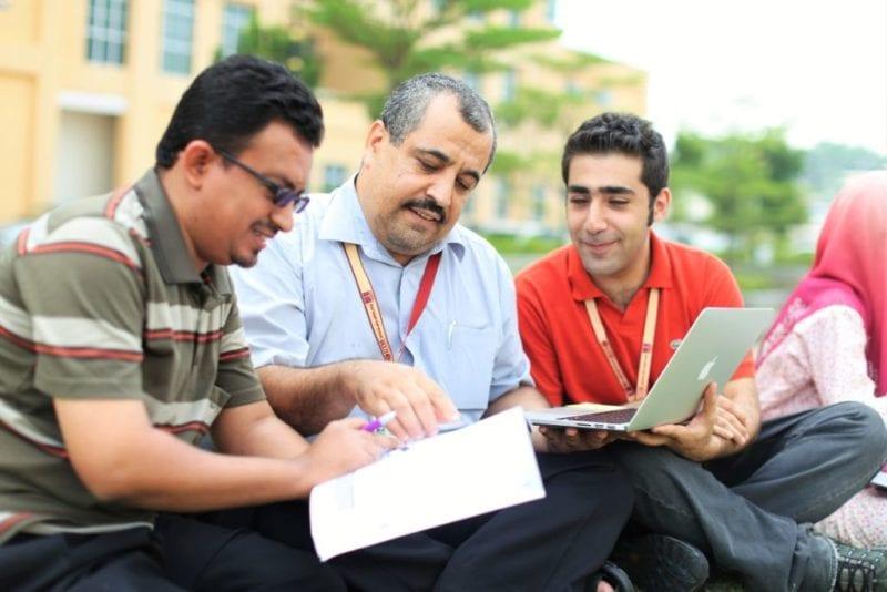 UTM International Doctoral Fellowship (IDF)