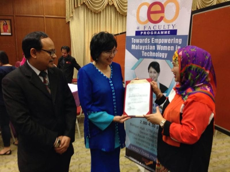 Dato' Yasmin appointed as Adjunct Professor
