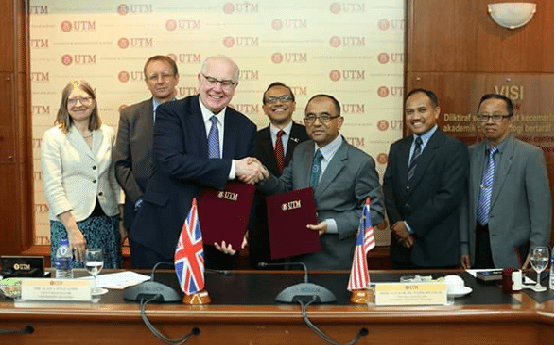 UTM and University of Leeds agree to strengthen collaboration