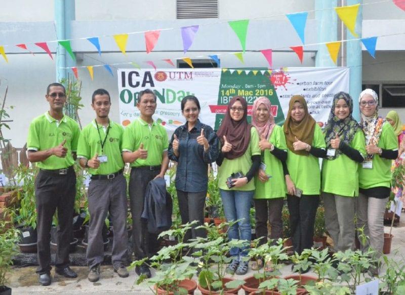 Encourage urban farming among community