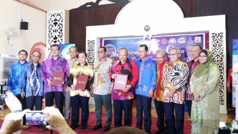 UTM, YPJ and PPNJ sign MoA to Enhance English in Johor