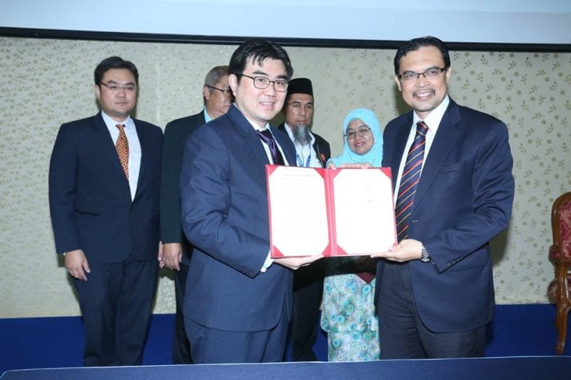 UTM-Pentalight signed agreement as part of energy saving initiatives