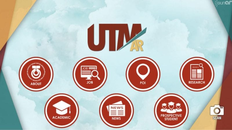 UTM launches Augmented Reality mobile app