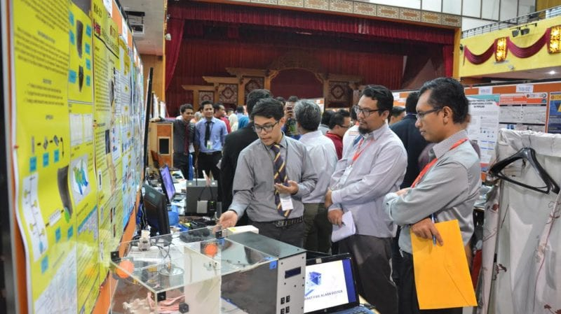 UTM EESS 2016 to showcase final year Undegraduate project