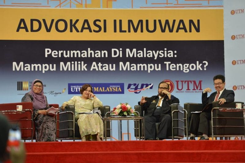 UTM, MPN organize Advocacy Programme to discuss current housing issues