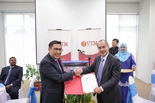 APPOINTMENT OF ADJUNCT PROFESSOR. Y.BHG DATO' SRI AZHARUDDIN ABDUL RAHMAN WITH INTERNATIONAL BUSINESS SCHOOL AND THE LAUNCHING OF MBA WITH CONCENTRATION IN AVIATION MANAGEMENT PROGRAMME