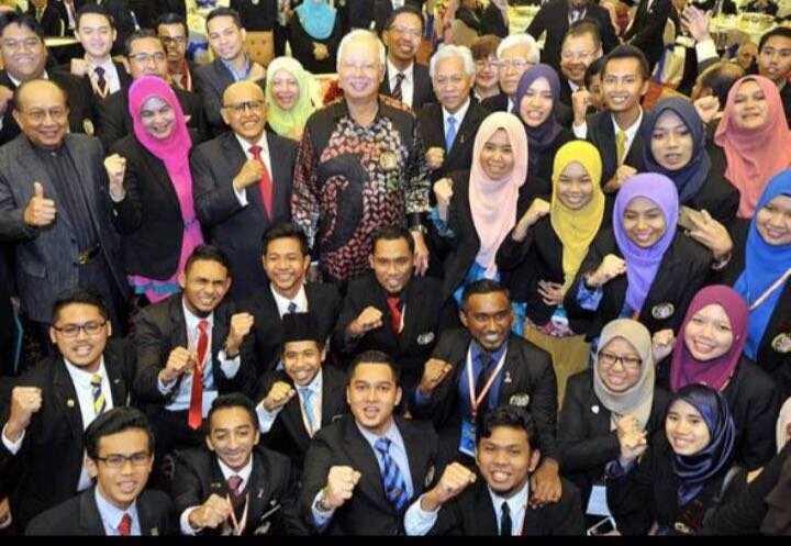 Three UTM students selected for Students Parliamentary Conference 2016