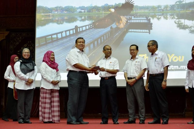 RMC launch the online portal to increase efficiency in paying research claims