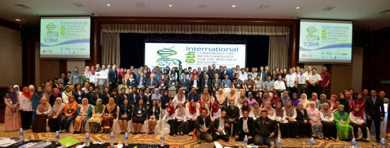 IBDUTM organizes 6th ICBWI and launches Nütrell Virgin Coconut Oil