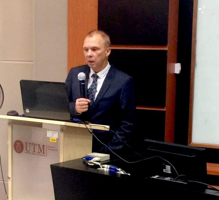 Public Lecture by Prof. Dr. Arturas Kaklauskas