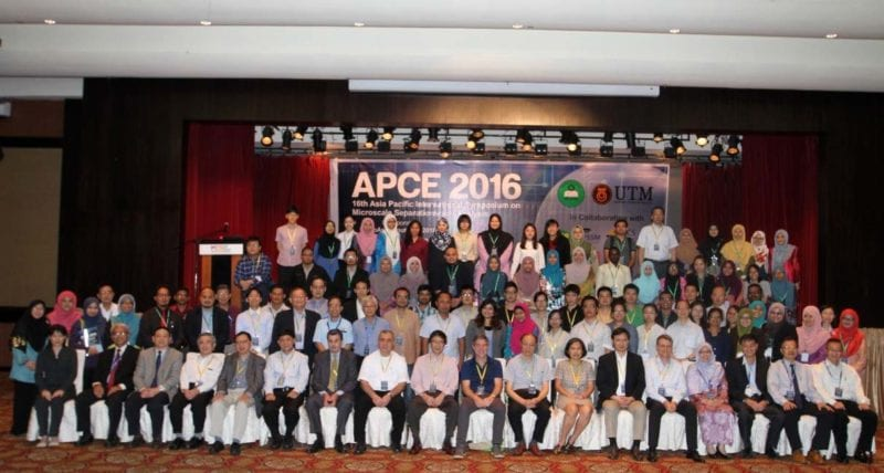 UTM-IKM host the first APCE 2016 in Malaysia