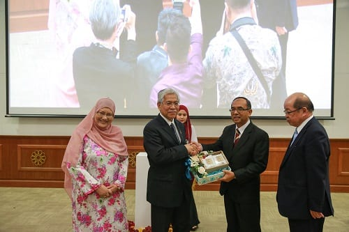 Launching Ceremony of Global Mobility Program – The Jukebox Concept at UTM