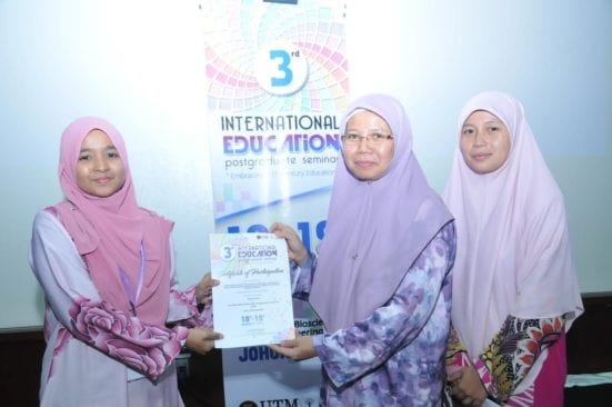 Faculty of Education and PGSSFP organise IEPS