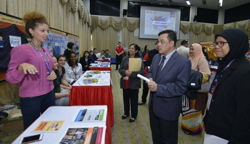 25 International Universities joined UTM SAF 2017