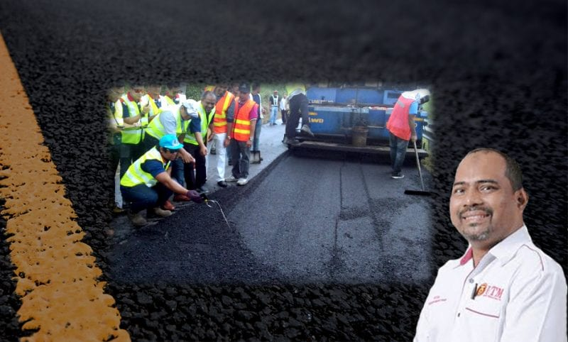 Warm-mix asphalt (WMA) technology to minimize road problems