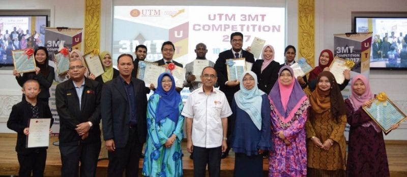 UTM 3MT COMPETITION 2017