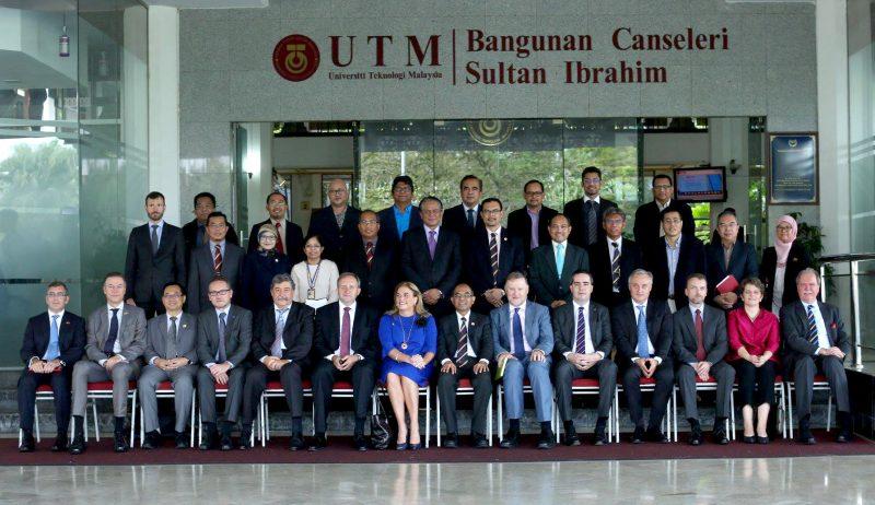 European Union (EU) Ambassadors' Visit to UTM