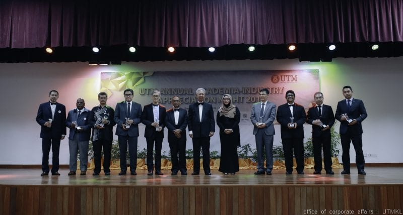 UTM Annual Academia-Industry Appreciation Night 2017