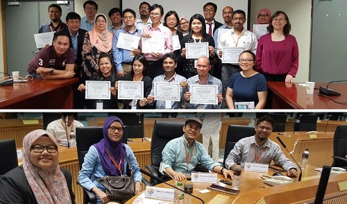 UTM Razak School and MJIIT Researchers Represented Malaysia at Advance Institute on Knowledge-based Actions for Disaster Risk Reduction (AI-KBA)