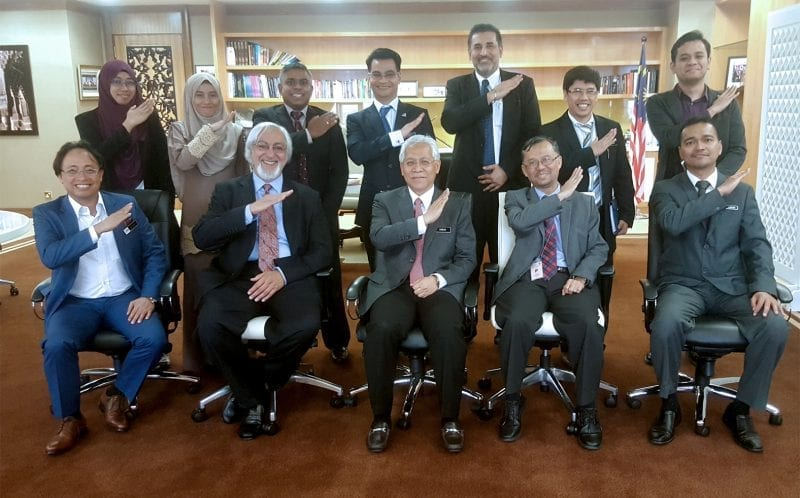 UTM AIS and APU collaborate for Dual Masters Degree Programme