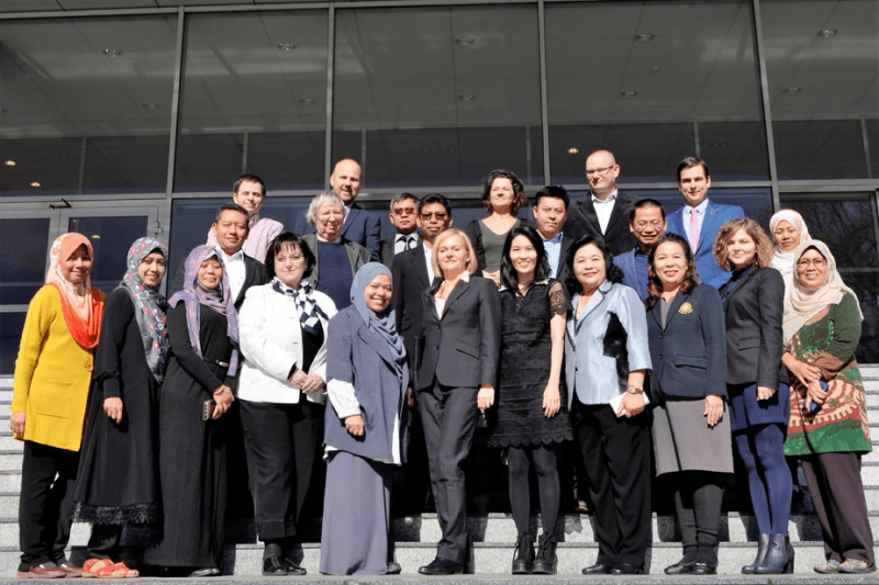 Assessing and Improving the Research Capacities at the South Asian Universities.