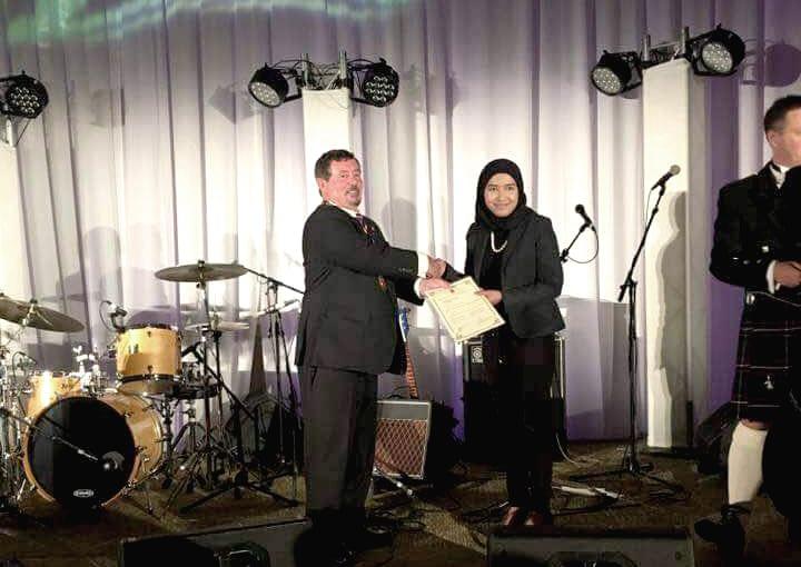 UTM FAB PhD candidate won Best Paper Award in Canada